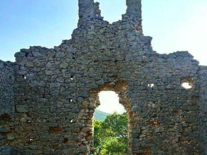 Sacco, chiesa di San Nicola