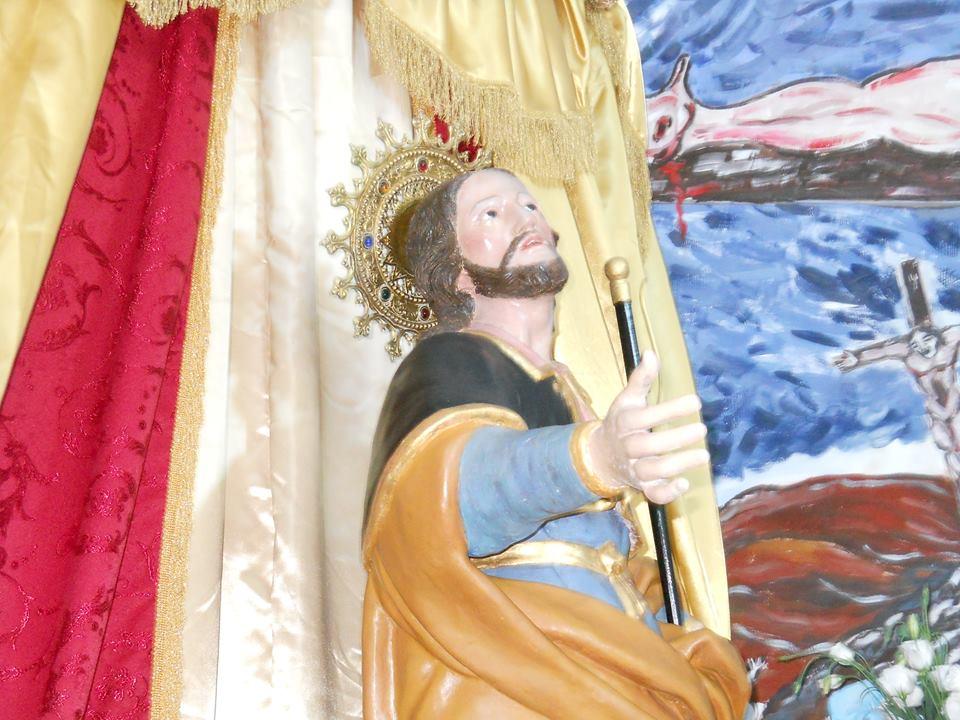 Cardile, San Rocco nella ricorrenza votiva di dicembre