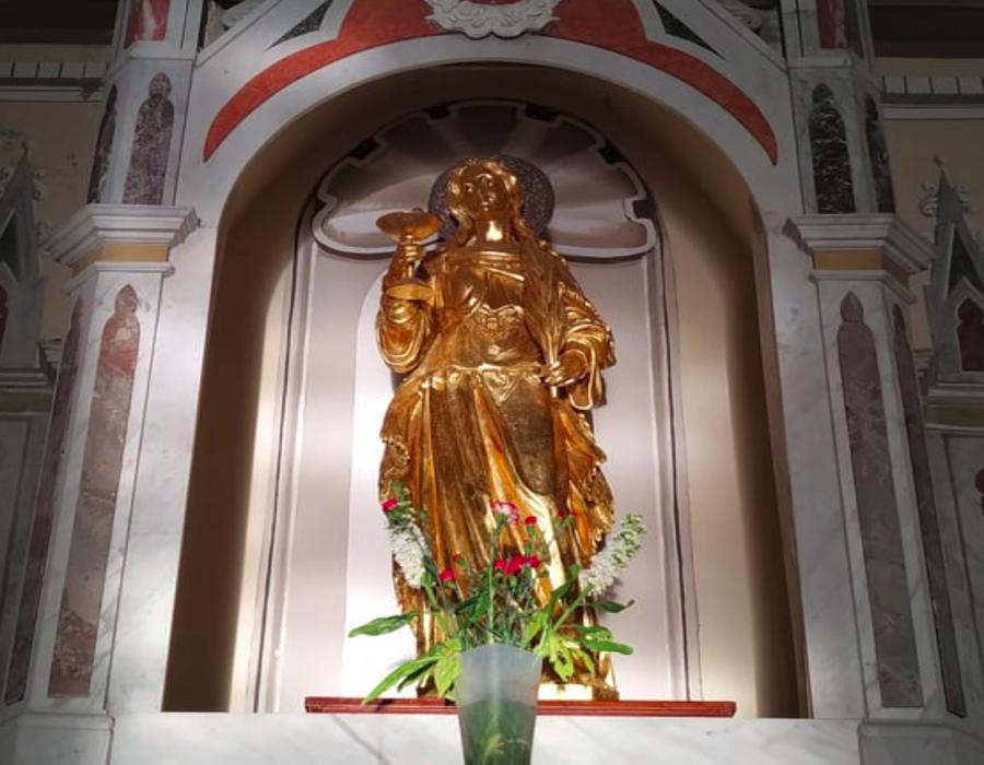 Santa Lucia Vergine e Martire
