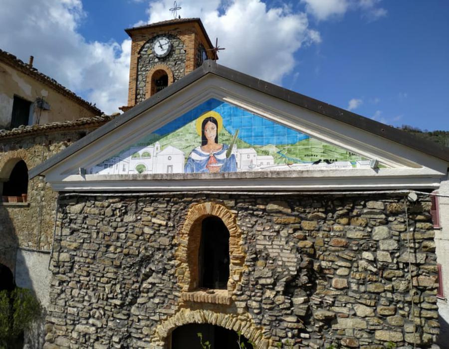 Santa Lucia, alle pendici del Monte Stella un'antica devozione patronale