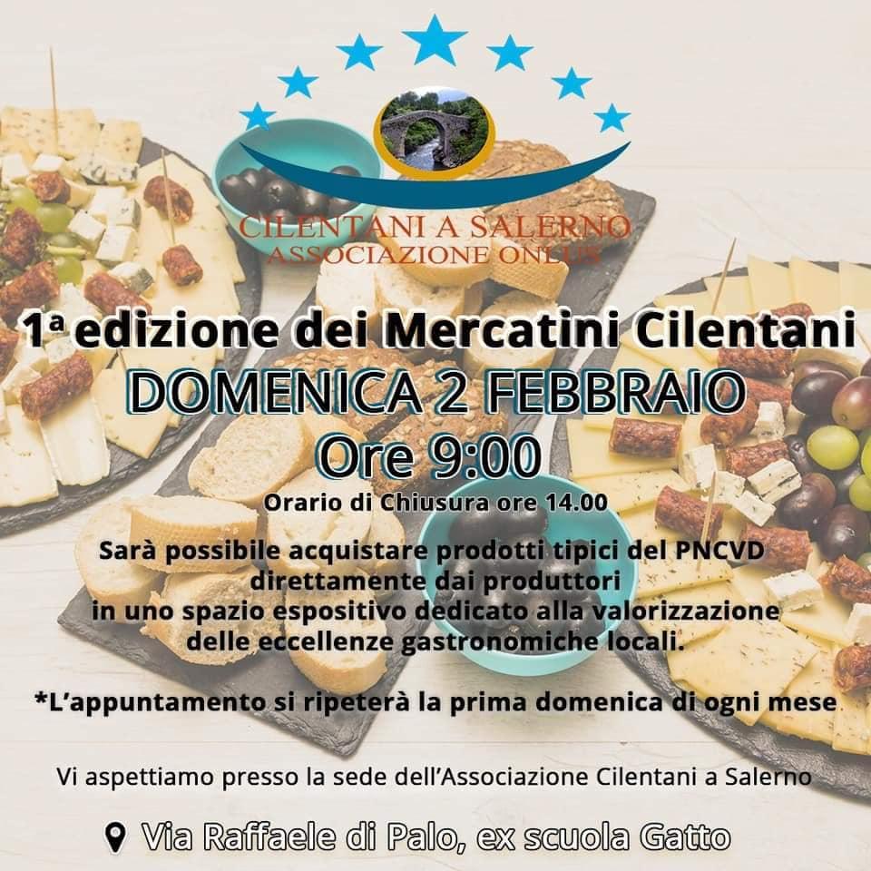 Cilentani a Salerno, continuano le iniziative per la valorizzazione del territorio