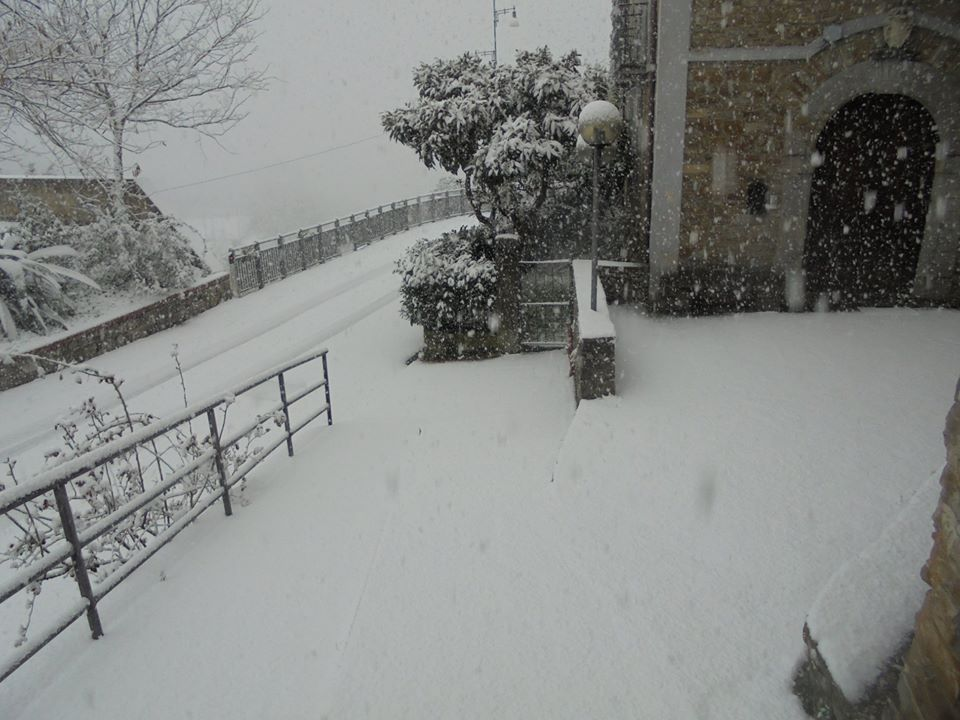 Cilento d'inverno