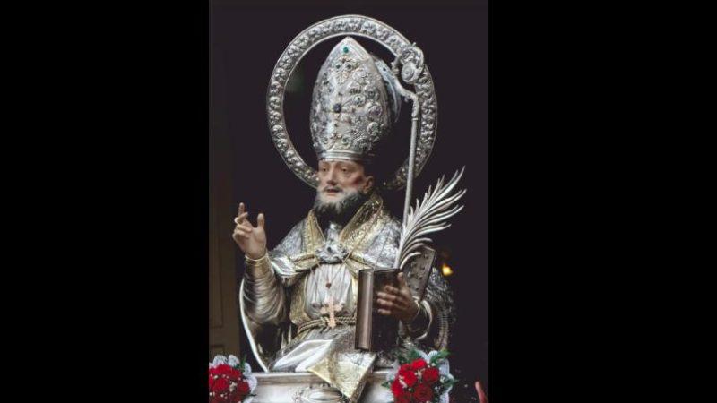 San Biagio, nel Cilento 'un ausiliatore' 'fra i campi': riti e tradizioni
