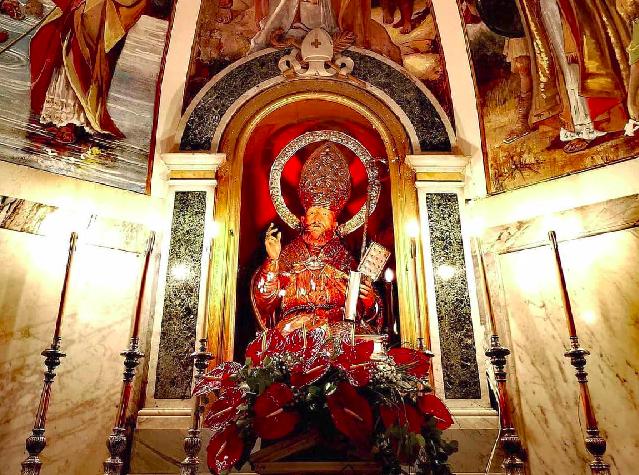 San Baigio Vescovo