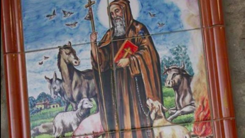 Sant'Antonio Abate, nel Cilento una storia fra riti e tradizioni