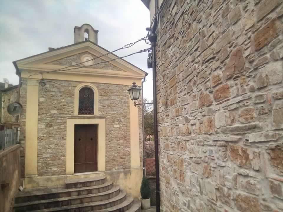 Ostigliano, cappella di San Rocco