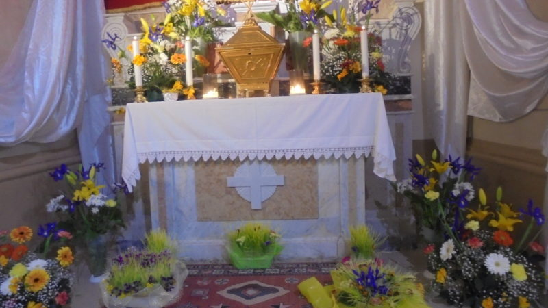 Giovedì Santo, nel Cilento tra 'germogli di grano' e antiche memorie