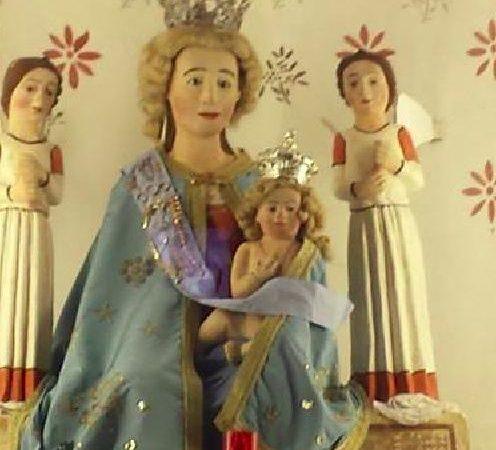 Lustra, la leggenda si Santa Maria tra storia e devozione