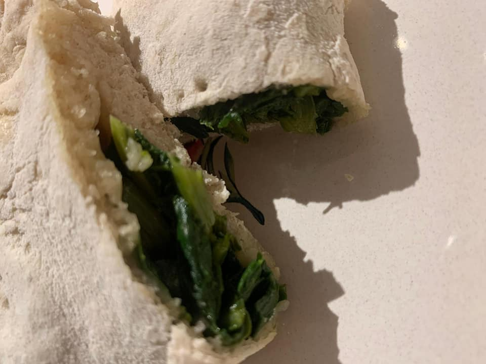 Pasqua nel Cilento: pizza cu l'erva
