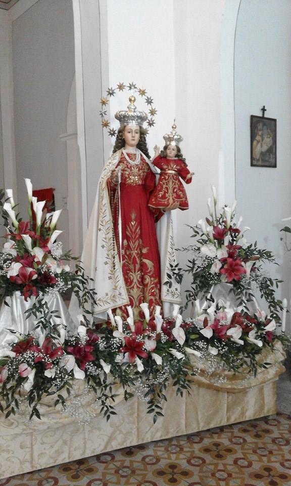 Madonna del Rosario, Casigliano (Sa)