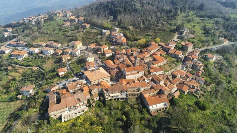 Monte Cicerale, San Donato di Maggio
