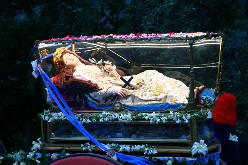 Laurino, 'Sant'Elena di Maggio': storia, tradizione e una grande devozione