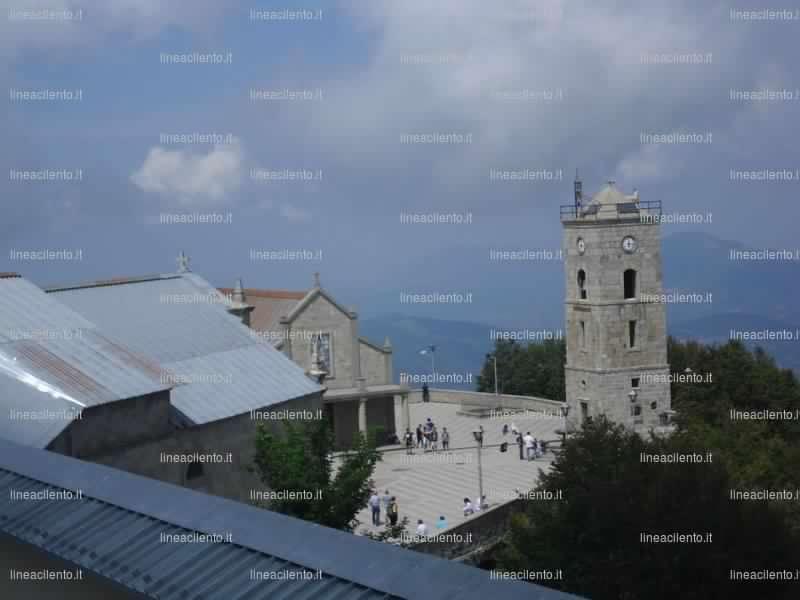il Santuario di Novi Velia