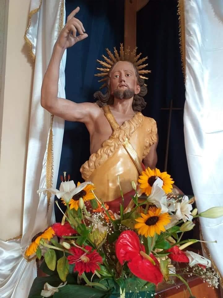 Cilento: San Giovanni Battista