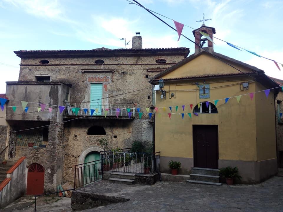 Amalafede, la chiesetta di Santa Maria Maddalena