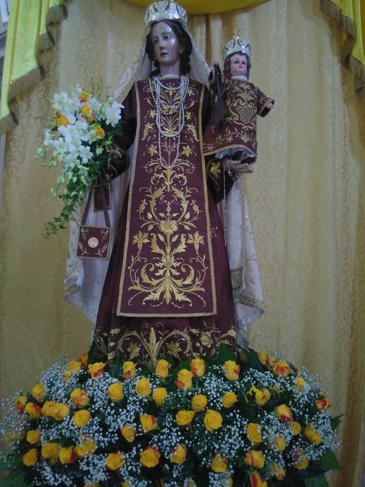 Madonna del Carmine, Mercato Cilento