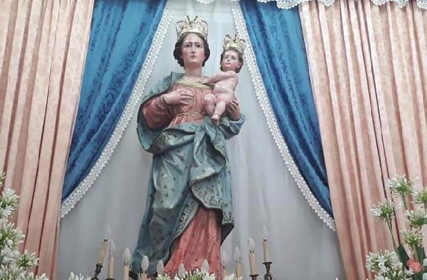 Madonna delle Grazie, Ortodonico