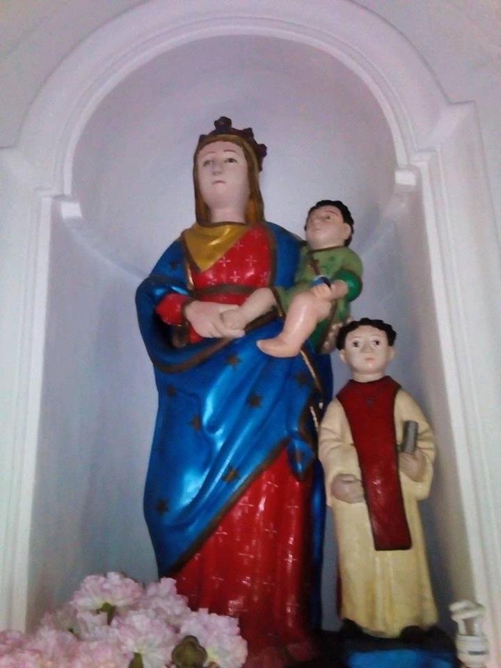 Ostigliano, Madonna del Carmine