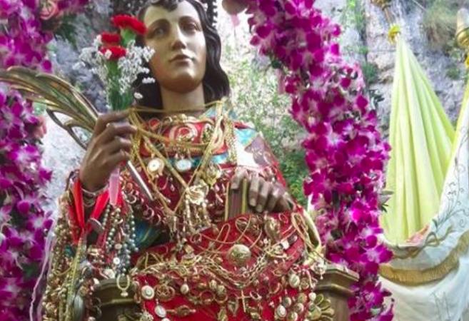 Capizzo, i focari di San Mauro: il fascino di una grande devozione
