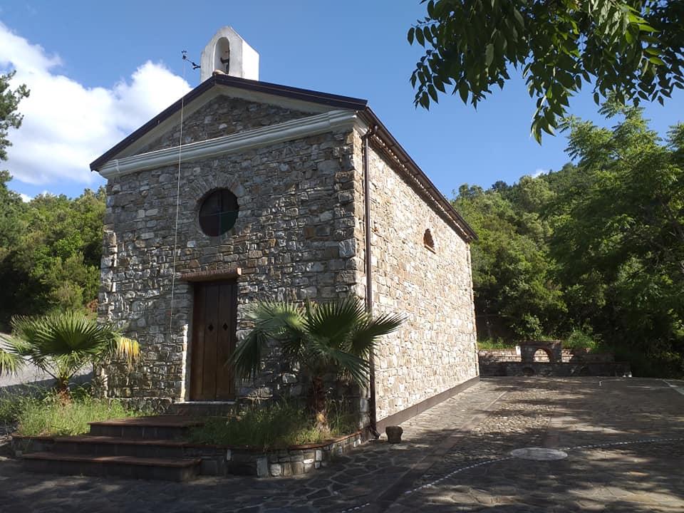 Cappella della Madonna, Ostigliano
