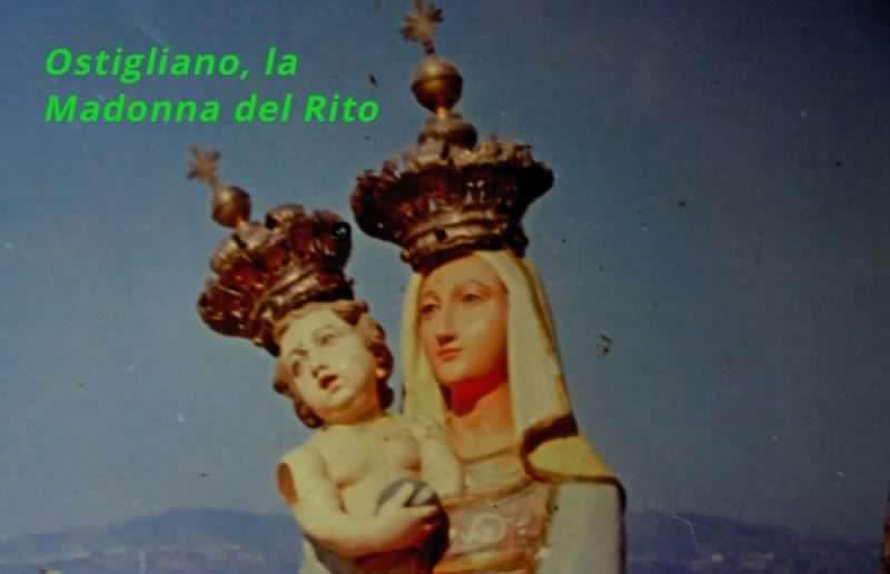 Statua della Madonna, Ostigliano