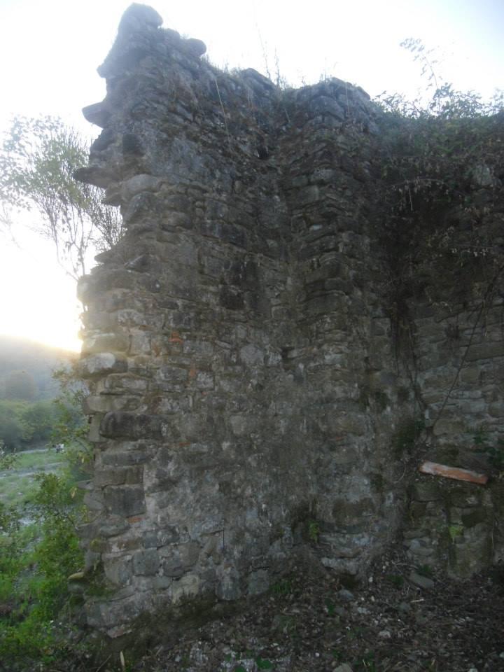 Ruderi cappella, Ostigliano