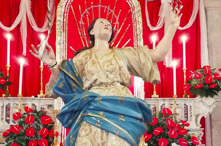 Magliano Nuovo, l''Antico Stato' e la festività di 'Santa Irene'