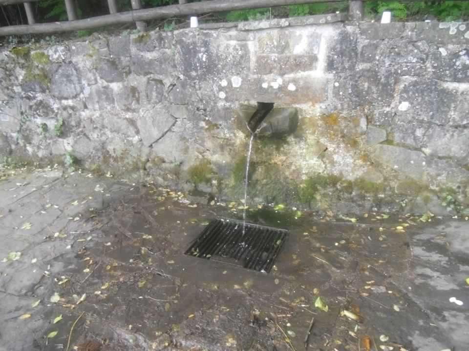 Stio, fontana