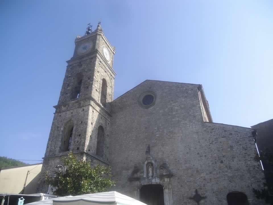 Stio, chiesa di San Pasquale