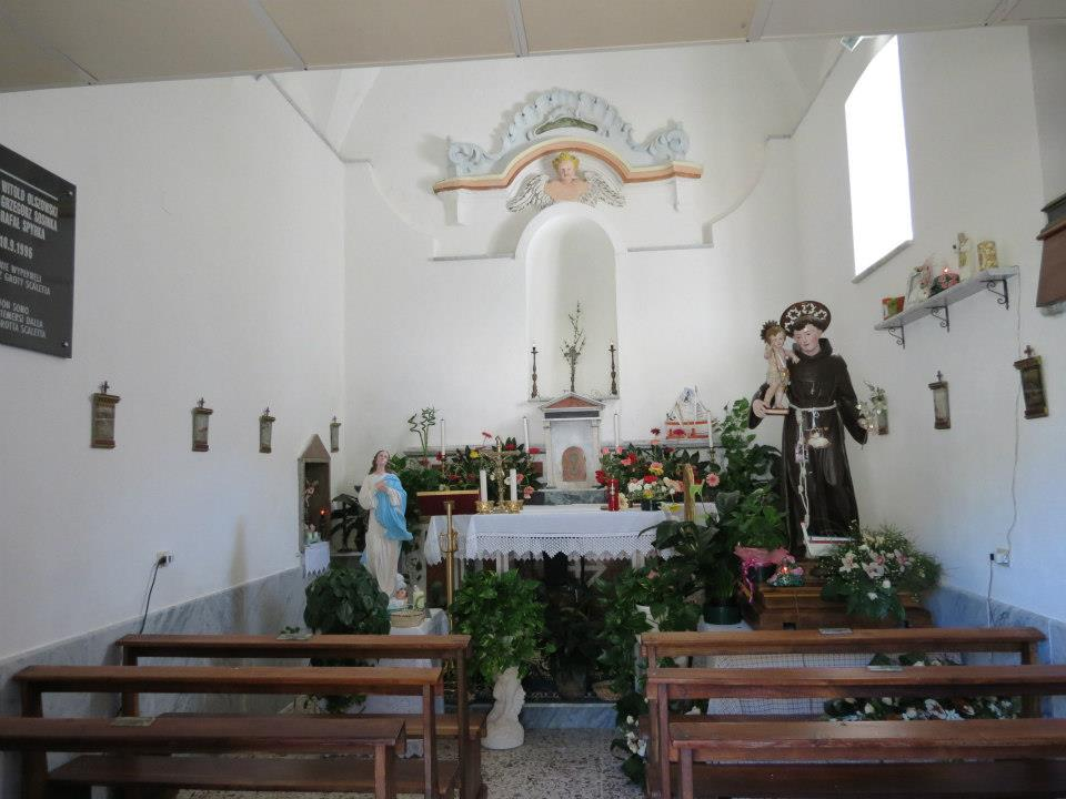 Cappella S. Antonio, Palinuro
