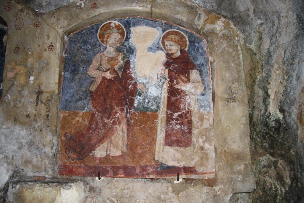 Santuario Santa Lucia, Magliano Vetere