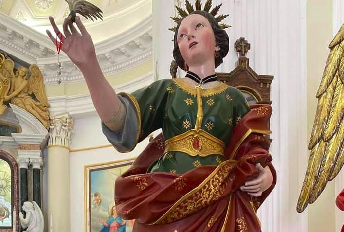 San Mauro la Bruca, la ricorrenza di Sant'Eufemia