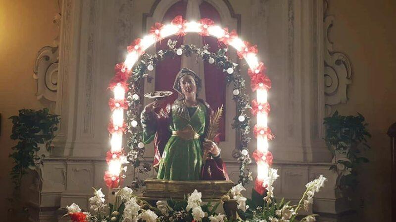 Magliano Vetere, Santa Lucia 'a settembre' fra storia e devozione