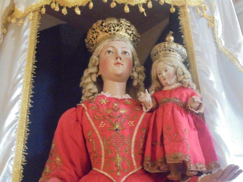 Ostigliano, cinque secoli di storia per la Madonna del Rosario
