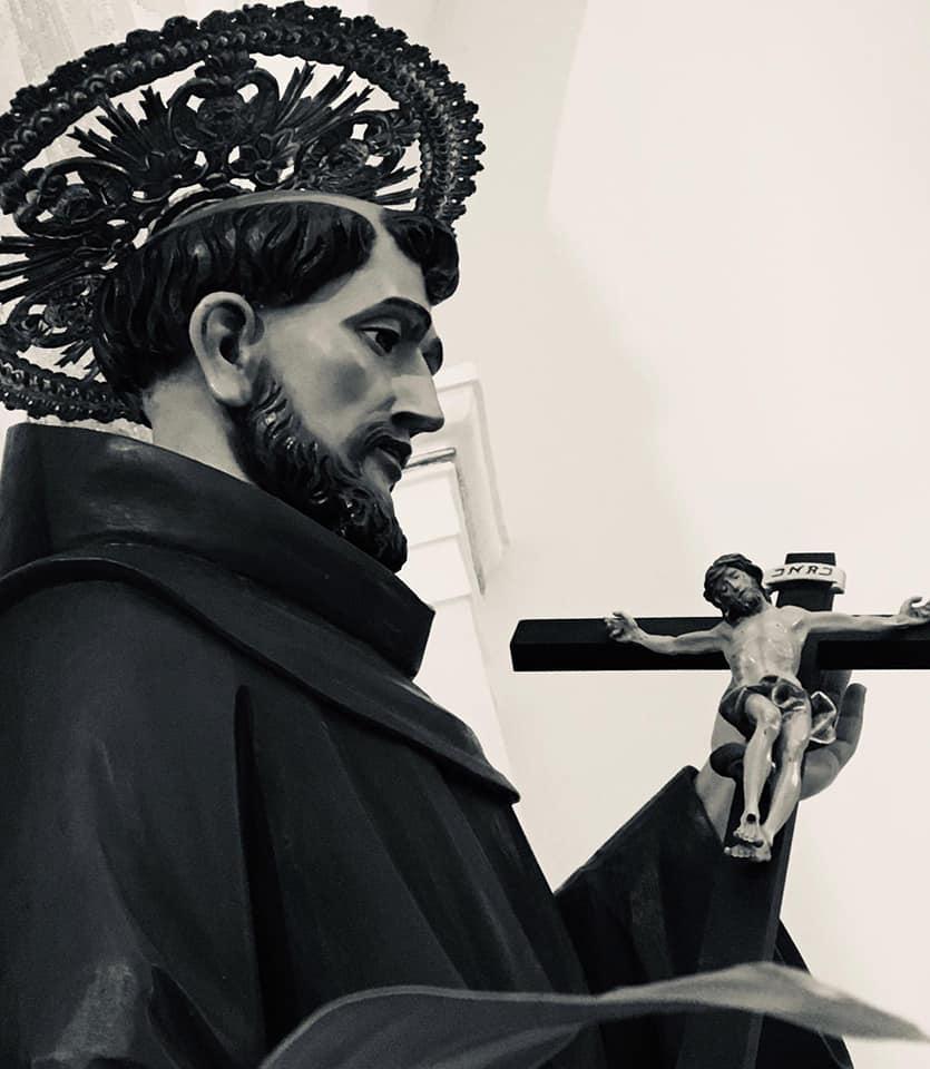 San Francesco, convento di Lustra