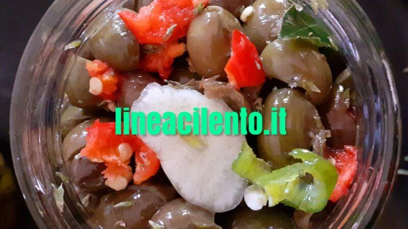 Olive ammaccate, sulle tavole del Cilento una tradizione antichissima