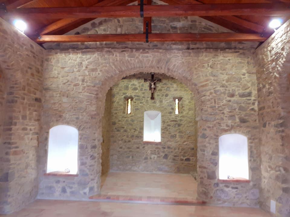 Perito, chiesa di Santa Caterina