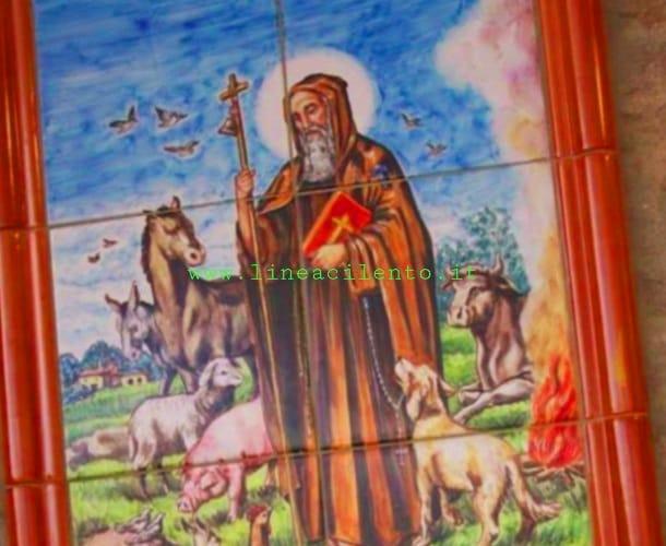 Sant'Antonio Abate, in Cilento fra riti e tradizioni