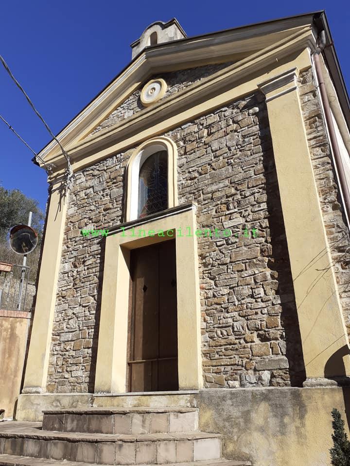 Ostigliano, cappella San Rocco