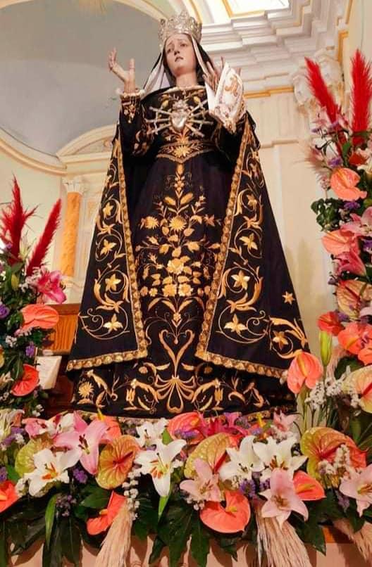 San Mauro Cilento, Madonna dei 'Sette Dolori'