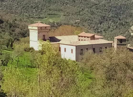 Valle Cilento, Palazzo Coppola