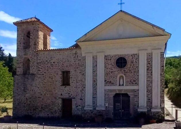Laureana Cilento, la Madonna dell'Acquasanta il martedì di Pentecoste