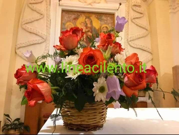 Laureana Cilento, Santuario Madonna dell'Acquasanta