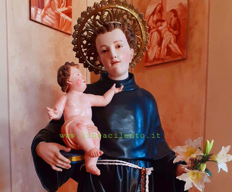 Cilento, la modernità del culto di Sant'Antonio lungo la valle dell'Alento