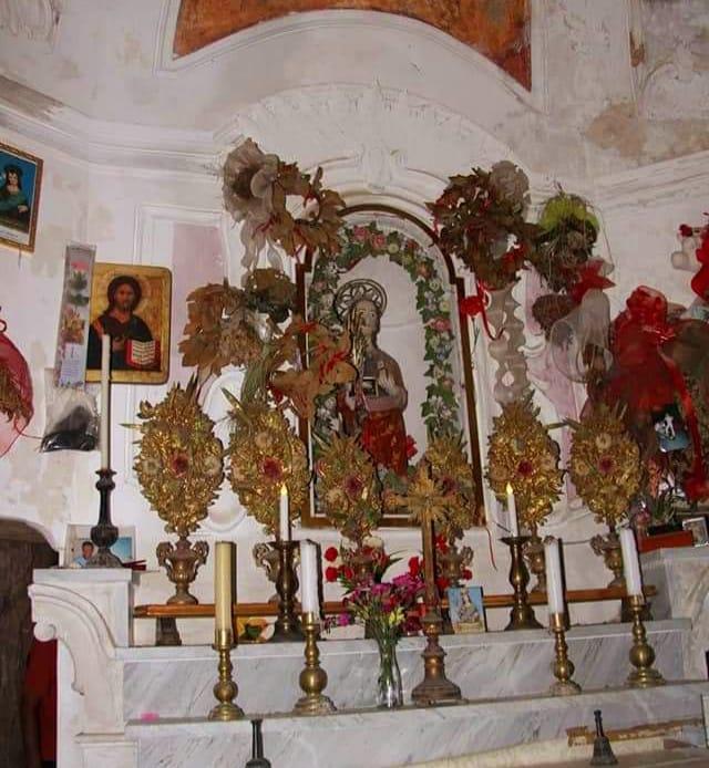 Capizzo, Santuario di San Mauro